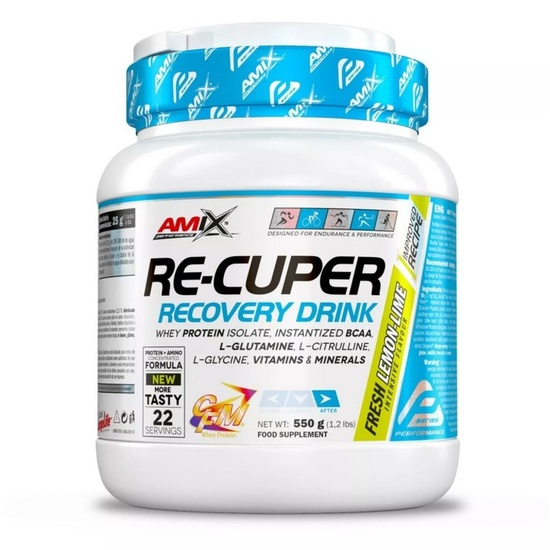 Amix Re-Cuper - vanilka-jogurt