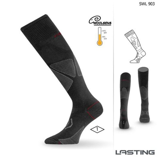 Ponožky Lasting SWL-903 L (42-45)