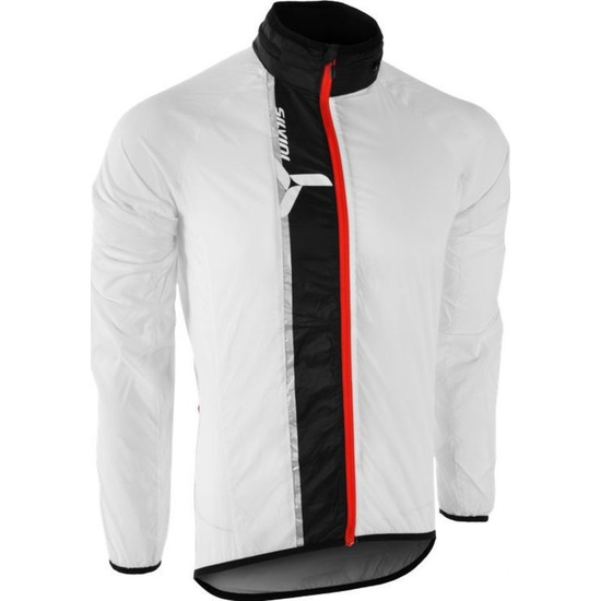 Pánska ultra light bunda Silvini GELA MJ801 white-black