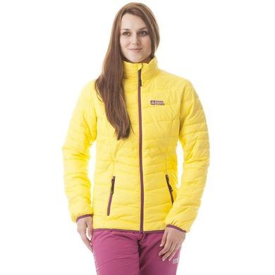 Dámska bunda jeseň-zima Nordblanc NBWJL5839 ružová 36