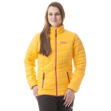 Dámska bunda jeseň-zima Nordblanc NBWJL5839 tmavo žltá 40