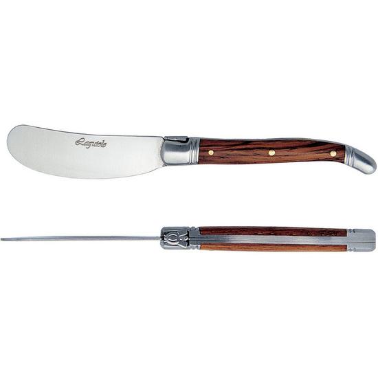 Nôž Baladéo Laguiole Nôž na maslo - drevo DUB104