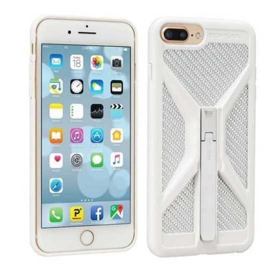 Obal Topeak RIDECASE pre iPhone 6 Plus, 6S Plus, 7 Plus, 8 Plus biela