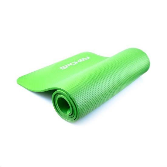 Podložka na cvičenie Spokey SOFTMAT zelená