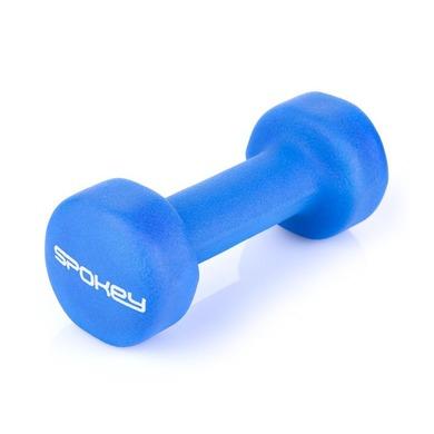 Sada činiek Spokey SHAPE IV 2x2 kg modré