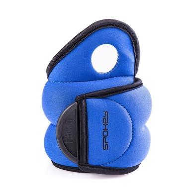 Závažie na zápästie Spokey COM FORM IV 2 x 1,5kg modré
