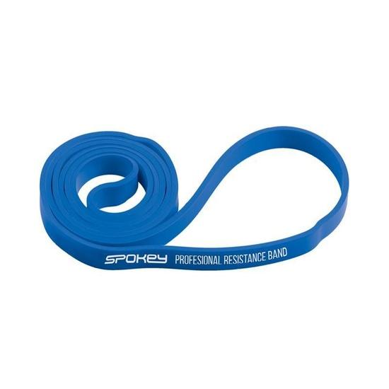 Odporové guma Spokey POWER II modrá odpor 15-20 kg
