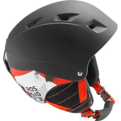 Lyžiarska helma Rossignol Comp J black RKFH503