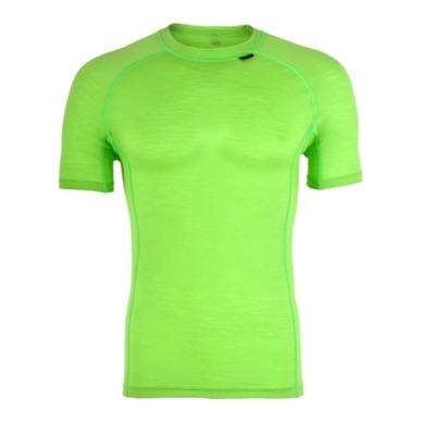 Pánske funkčnou triko Silvini SOANA MT828 green S