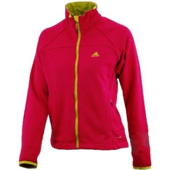 Mikina adidas Hiking 1Side Fleece W O05909 40