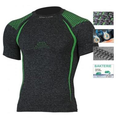 Pánske Merino triko Lasting Toso 8960 sivá S/M