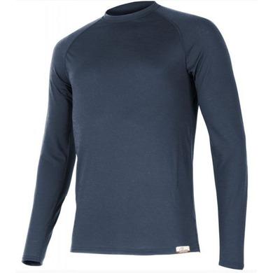 Pánske Termo triko Lasting Atar 5656 tmavo modrá S
