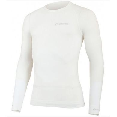 Pánske termo triko Lasting Marby 0180 biela L/XL