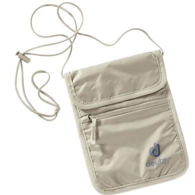 Peňaženka na krk Deuter Security Wallet II (3942116) sand