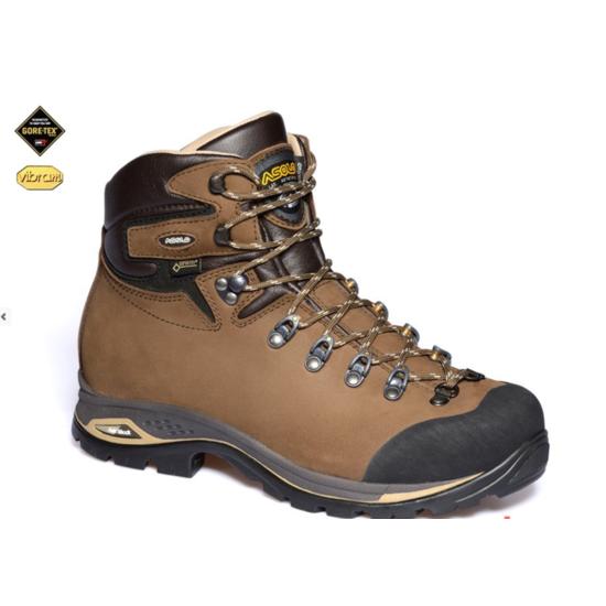 Topánky ASOLO Fandango DUO GV A519 Brown, dámske 4 UK