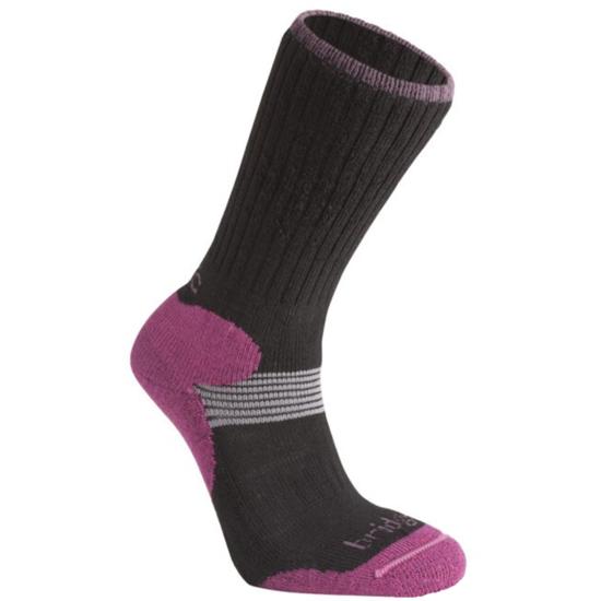 Ponožky Bridgedale Ski Cross Country Women's black/845 S (3-4,5)