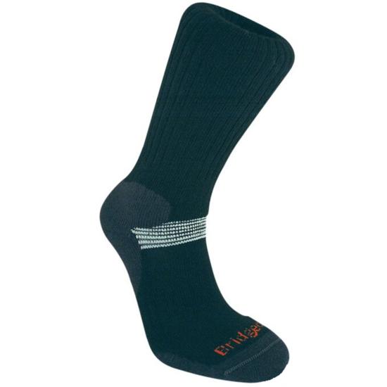 Ponožky Bridgedale Ski Cross Country black/845 S (3-6 UK)