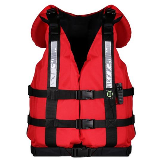 Plávacie vesta Hiko X-TREME RAFT 10500 červená