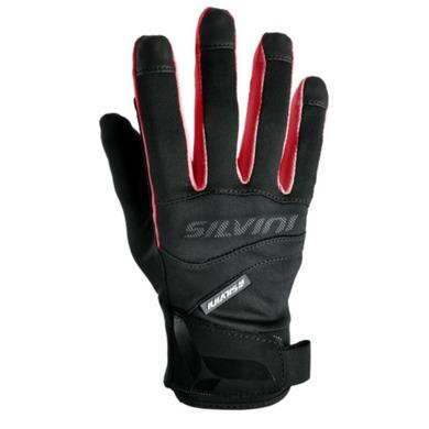Rukavice Silvini FUSARO UA745 black-red XL