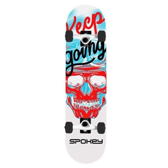 Skateboard Spokey skall 78,7 x 20 cm, ABEC7