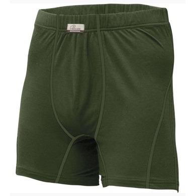 vlnené boxerky Lasting Nico 6262 zelená L