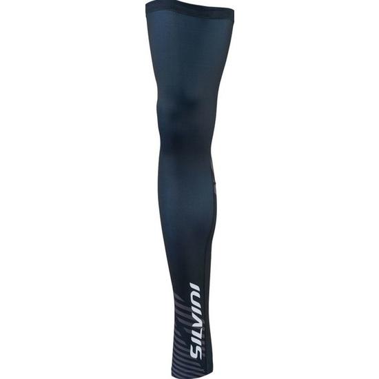 Cyklistické návleky na nohy Silvini Tubo-Team UA1411black