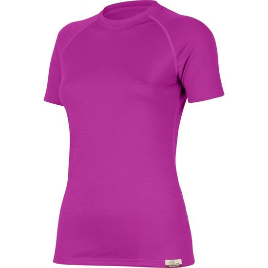Tričko Lasting ALEA 4848 ružové vlnené S
