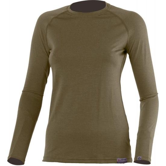 Merino triko Lasting ATILA 6363 zelené vlnené XL