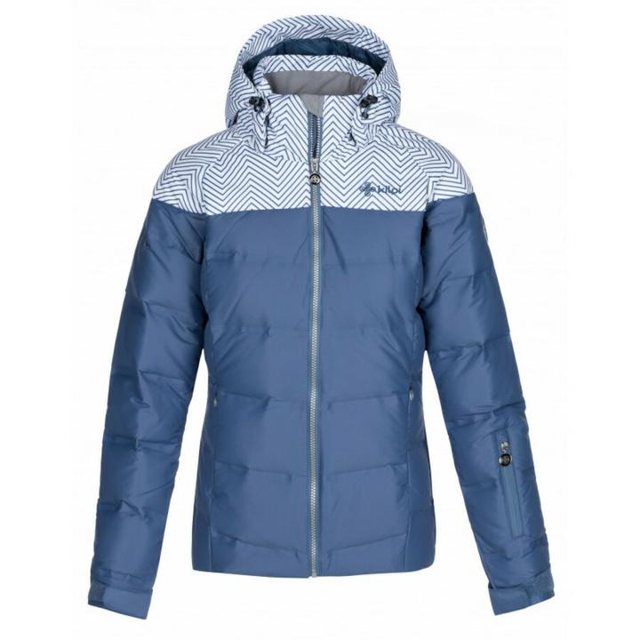 Dámska lyžiarska bunda Kilpi BUFFY-W modrá 36