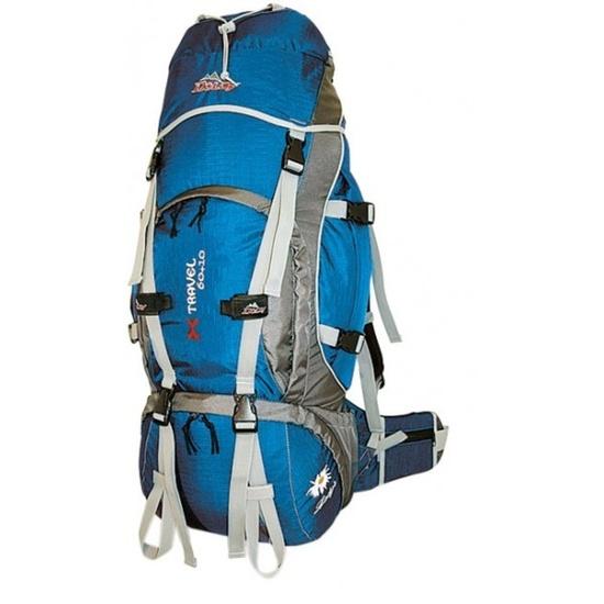 Batoh DOLDY X Travel Lady 60+10l modrý