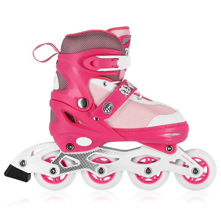 Kolieskové korčule Spokey HASBRO CANDY PK pink