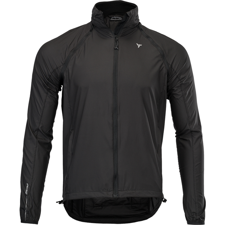 Pánska športové bunda Silvini Vetta MJ1612 black XL