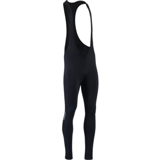 Pánske zimný cyklistické nohavice Silvini Rapone MP1736 black