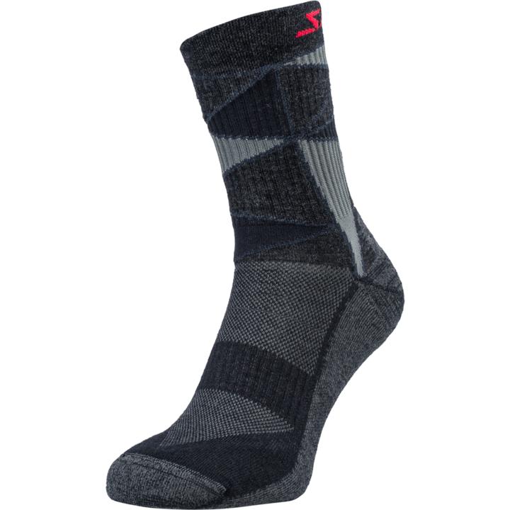 Ponožky Silvini Vallonga UA1745 black 42-44