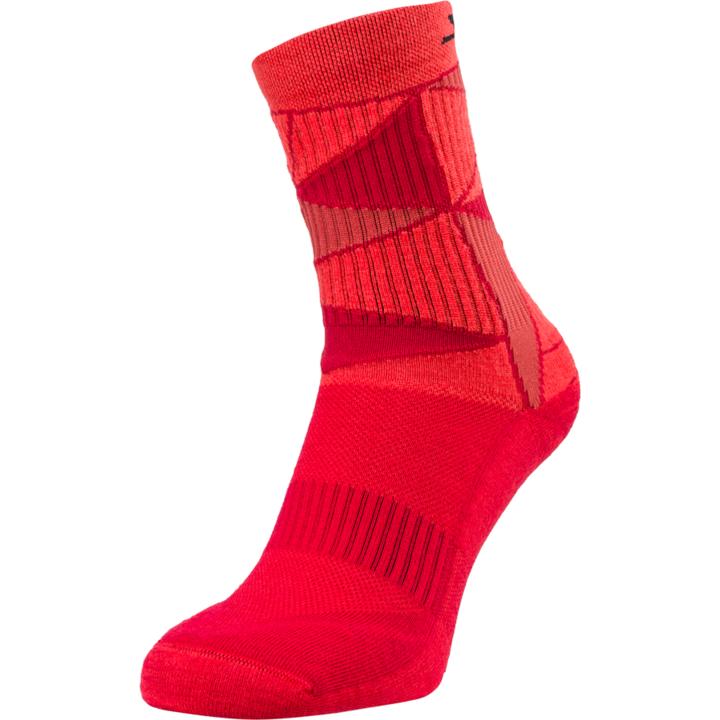 Ponožky Silvini Vallonga UA1745 red 42-44