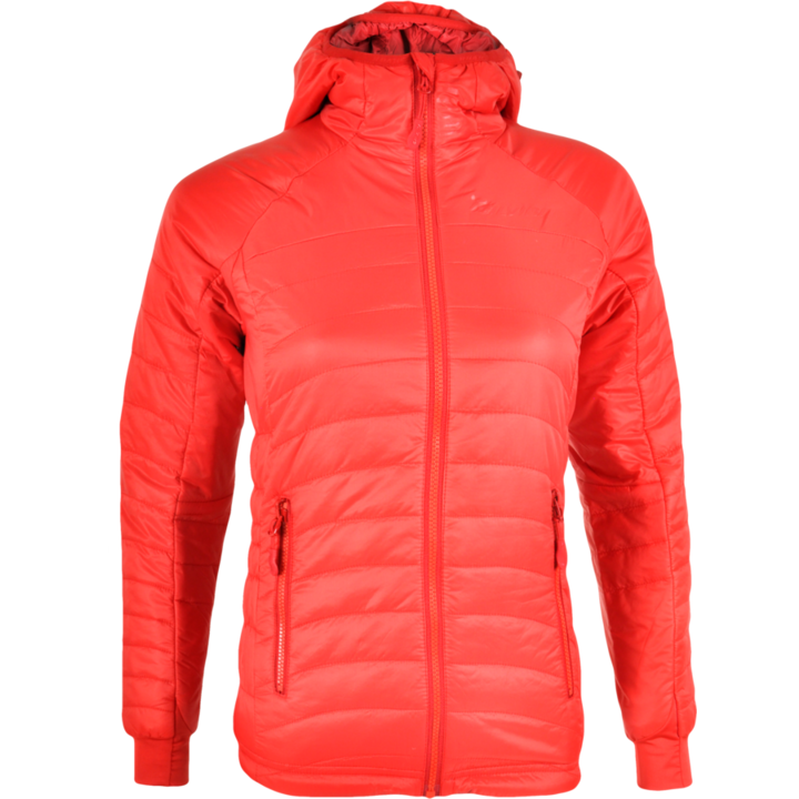 Dámska bunda Silvini CESI WJ1143 red XS