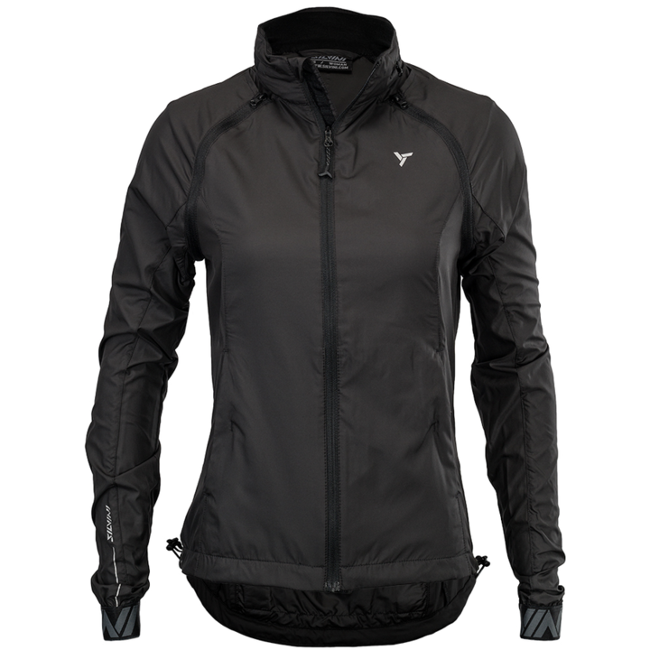 Dámska športové bunda Silvini Vetta WJ1623 black XS