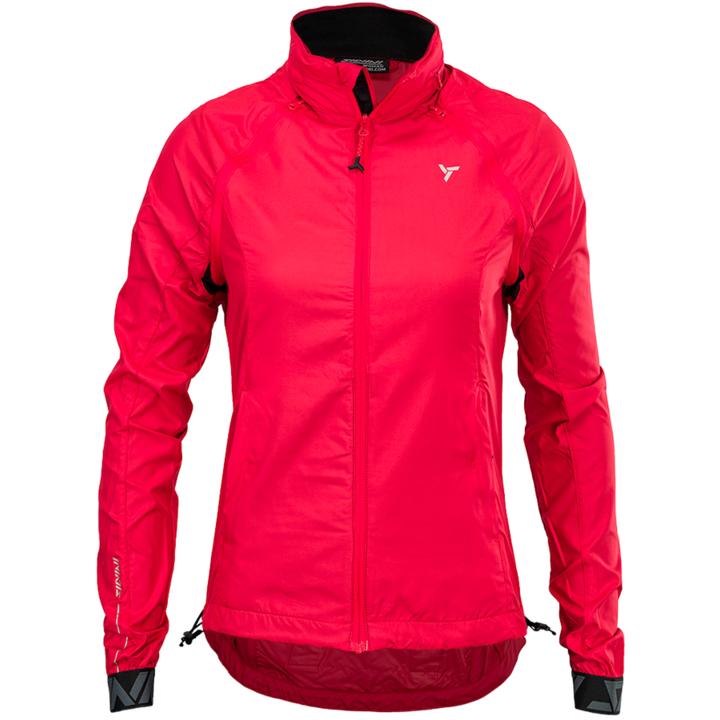 Dámska športové bunda Silvini Vetta WJ1623 red XS