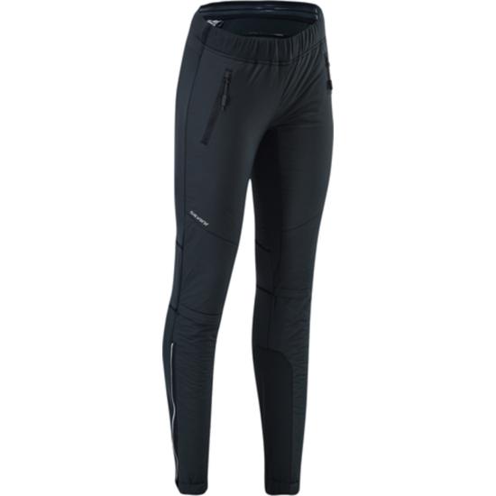 Dámske zateplené nohavice Silvini Termico WP1728 black XS