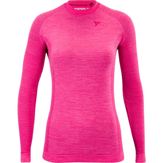 Dámske funkčnou triko Silvini Lana WT1650 pink XL/XXL