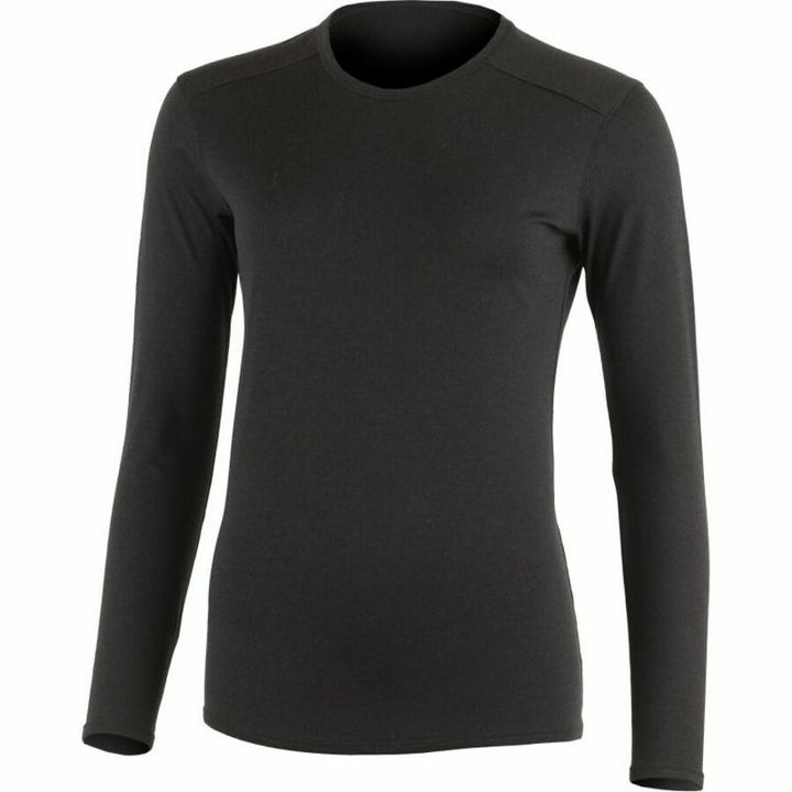 Dámske merino triko dl.rukáv Lasting LADA-9090 čierne L