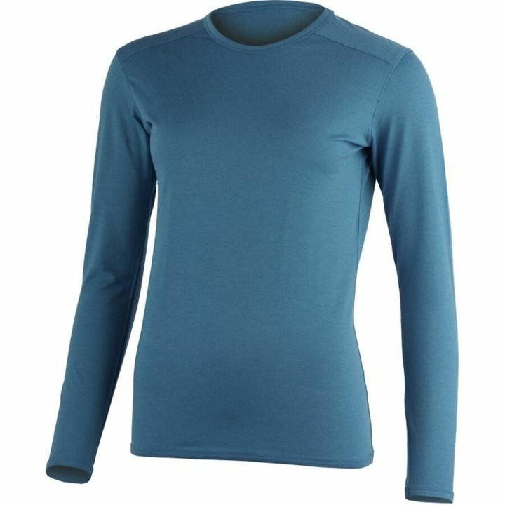 Dámske merino triko dl.rukáv Lasting LADA-5454 modré L