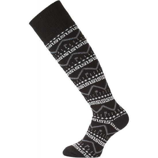 Ponožky Lasting SWA 901 čierne L (42-45)