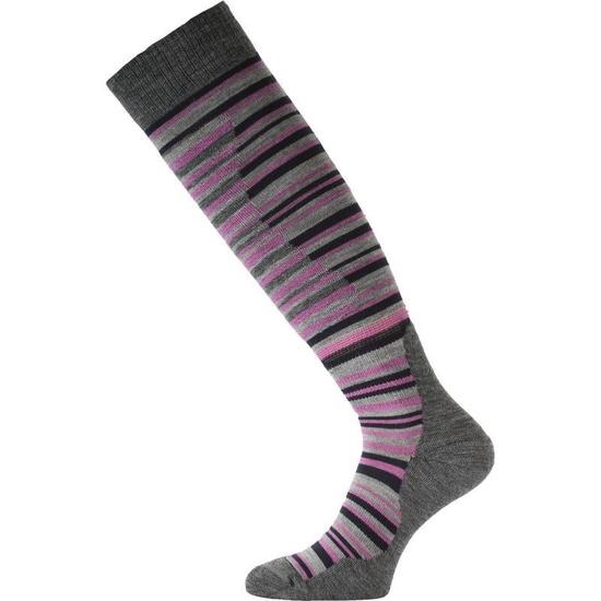 Ponožky Lasting SWP 804 ružové L (42-45)