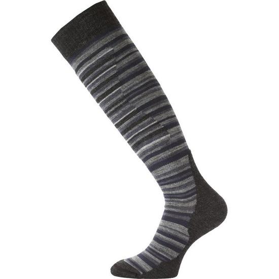 Ponožky Lasting SWP 805 šedé L (42-45)