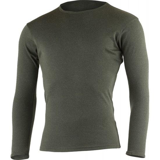 Pánske merino triko Lasting BELO 6969 zelené L