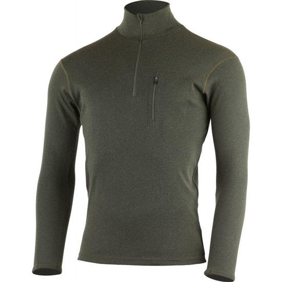 Pánske merino triko Lasting Brendy 6969 zelená L