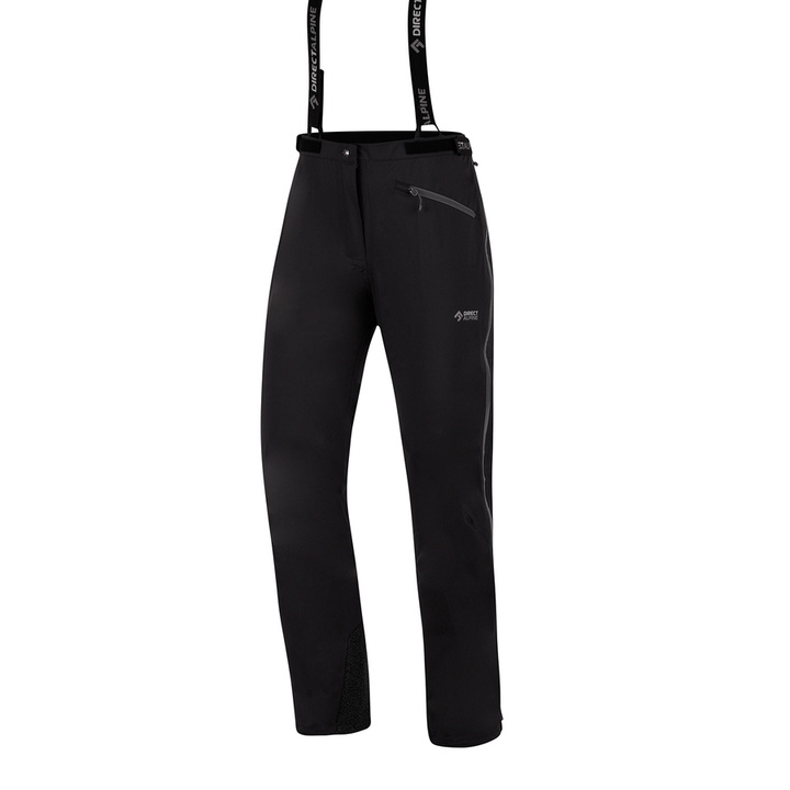 Dámske nepremokavé nohavice Direct Alpine Midi black XL