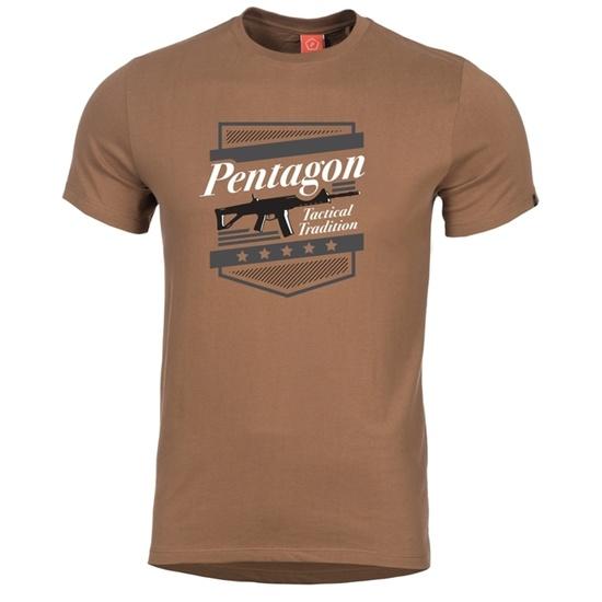 Pánske tričko PENTAGON® ACR coyote S