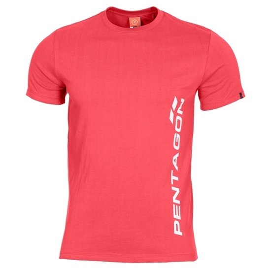 Pánske tričko PENTAGON® červené S